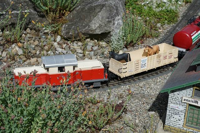 train-maquette