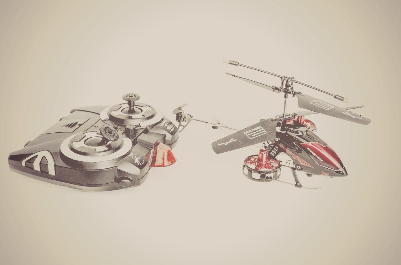 avion-radiocommande